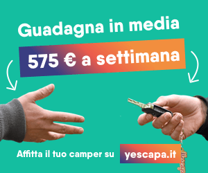Yescapa -Campervan in affitto